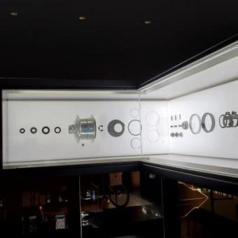 「 内装ギア / Internal Hub Gear 」
