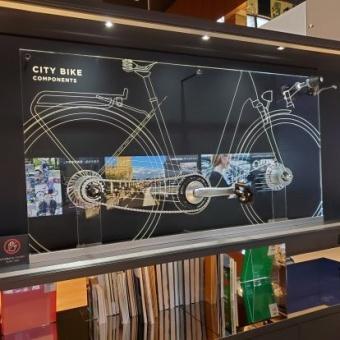 「 シティバイク / City Bike 」