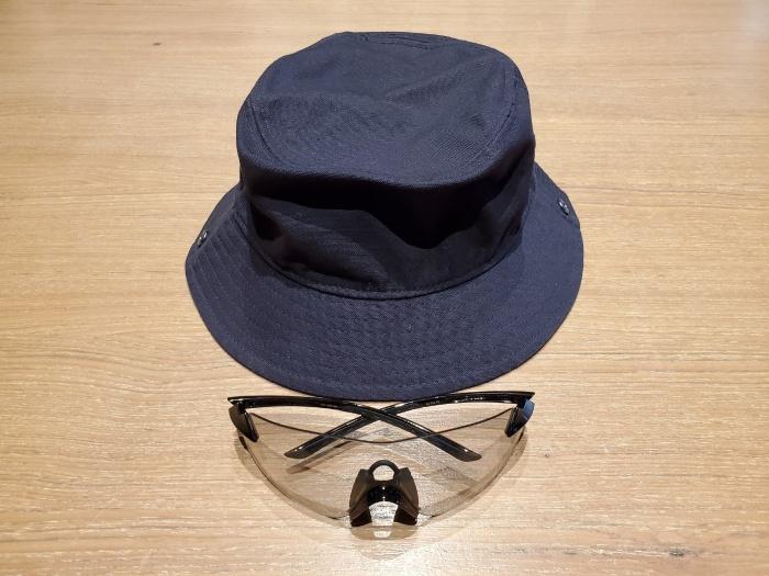 帽子 & 眼鏡(サングラス)